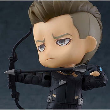 Hawkeye Draws His Bow with Good Smile Company