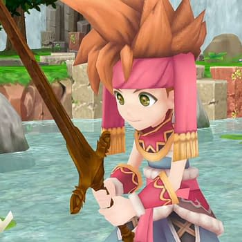 Secret of Mana video game releases