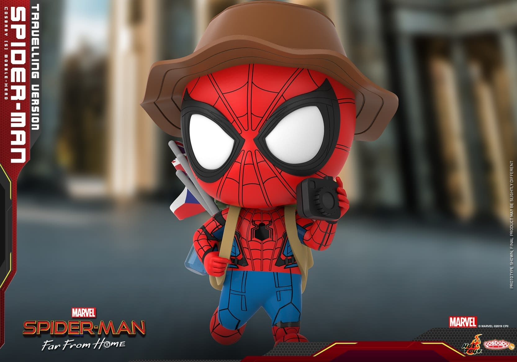 Stan Lee and Spider-Man Bobble-Heads Incoming from Hot Toys