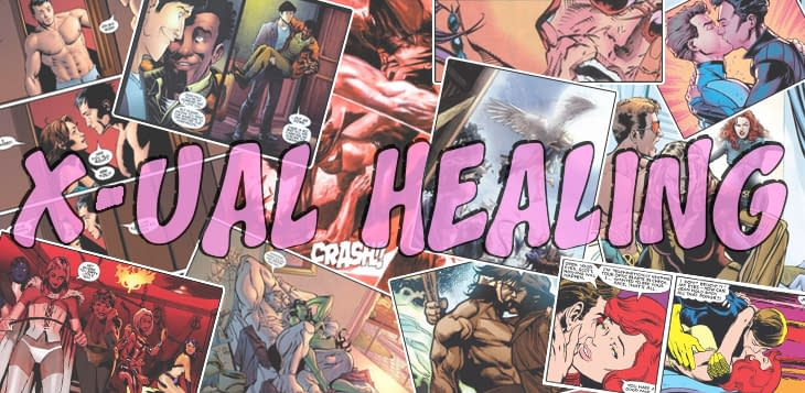 X-ual Healing: Telepathy as a Solution for Internet Trolls in X-Men Red Annual #1