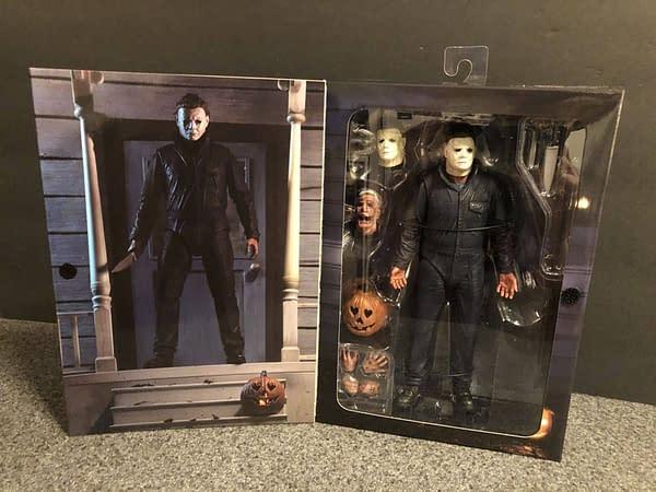 NECA Halloween 2018 Michael Myers 3
