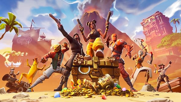 Epic Games says Fortnite will be ready for next-gen systems.