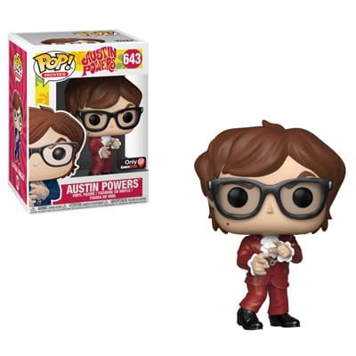Funko Austin Powers in Red