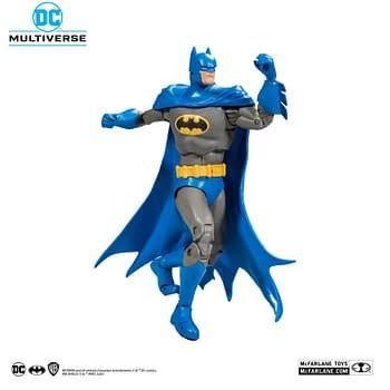 Classic Batman Variant Figure from McFarlane Toys