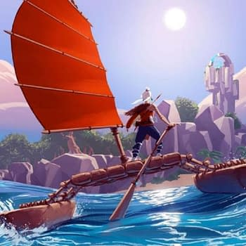 5 Lives Studios revealed their second project Windbound, courtesy of Deep Silver.