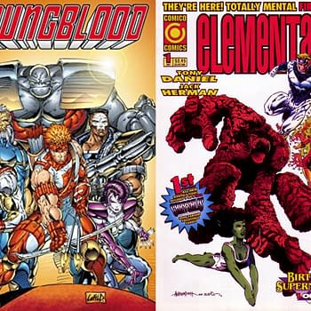 Bleeding Cool Talks to Andrew Rev, Owner of Elementals and Publisher of Youngblood, About His Plans