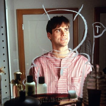 """Sonic"" Actor Jim Carrey Examines Cultural Irony Behind ""The Truman Show"""