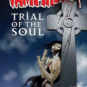 Bill Willingham Writes Vampirella in Dynamite September 2020 Solicits
