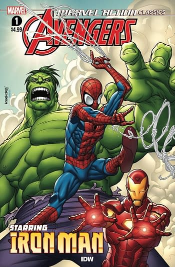 25 Comics You Can Buy Tomorrow as Marvel and DC Skip a Week