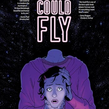 She Could Fly #2 Review: Devastating and Wonderful