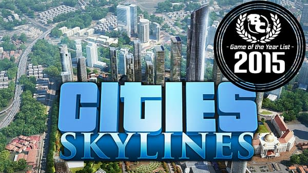 Cities Skylines goty