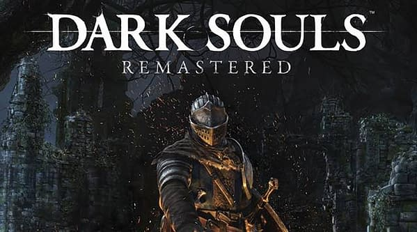 Dark Souls Remastered Confirmed for Nintendo Switch Release
