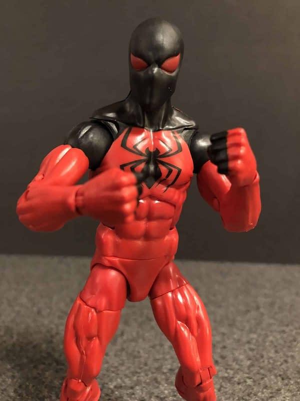 Marvel Legends Spider-Man SPDR Wave 12