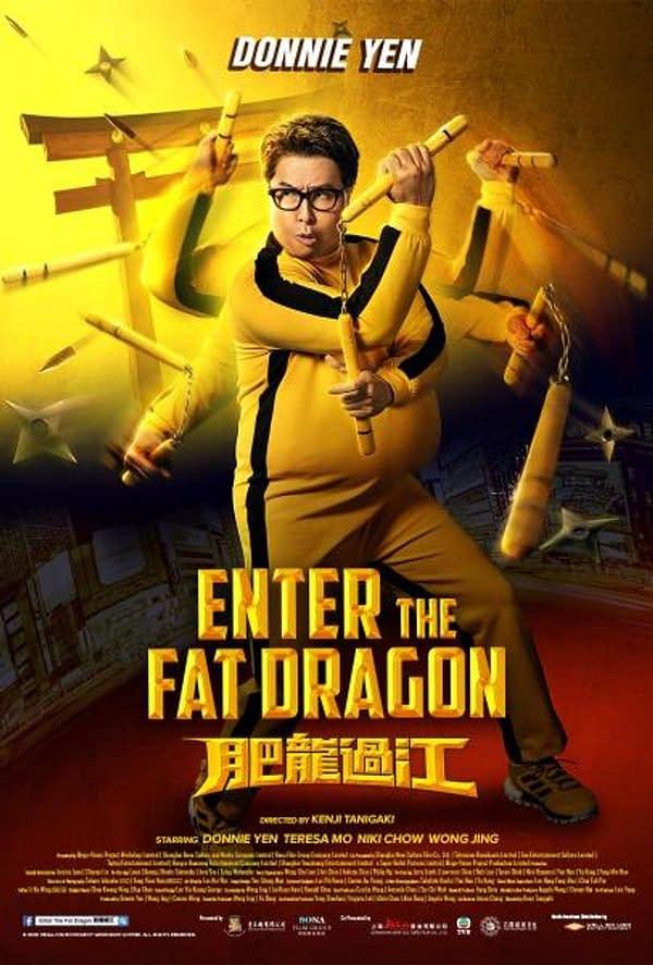 Entrez dans la bande-annonce de Fat Dragon, avec Donnie Yen, débuts