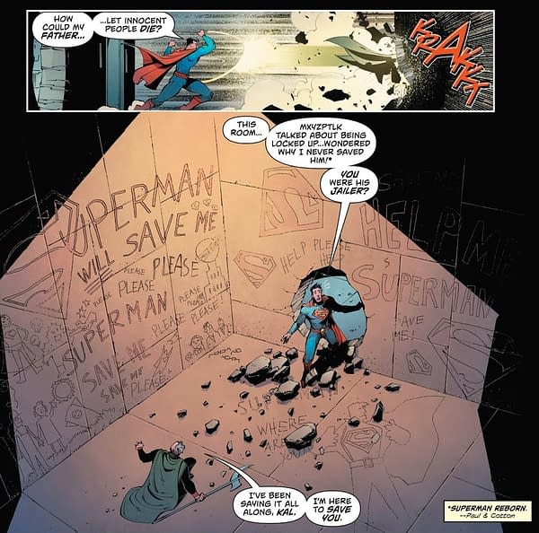 Lois And Clark – the Worst Parents in the Galaxy, in Superman #7? (Spoilers)