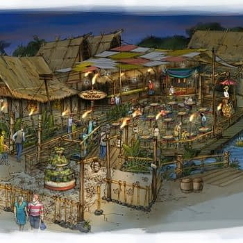 Disneyland to Transform Aladdins Oasis into The Tropical Hideaway