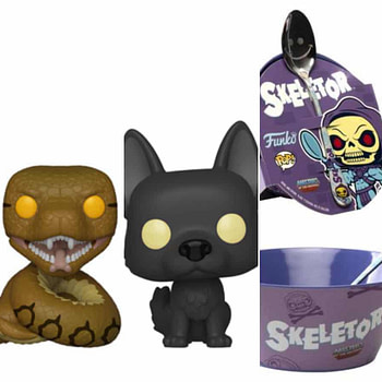 Funko Haryy Cereal Collage
