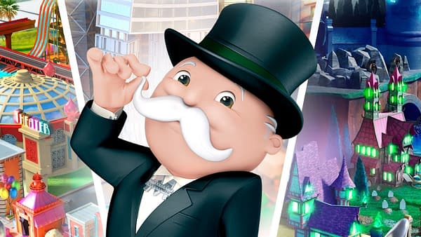 The popular board game Monopoly is now available on Google Stadia.