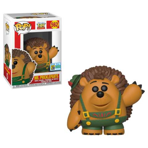 Funko SDCC 2019 Exclusives Wave 3: Disney, Gaming, DC, and More!