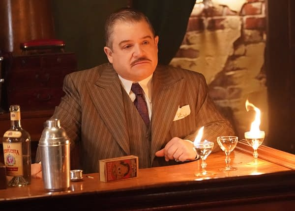 """Patton Oswalt in """"Marvel's Agents of S.H.I.E.L.D."""" (ABC/Mitch Haaseth)"""
