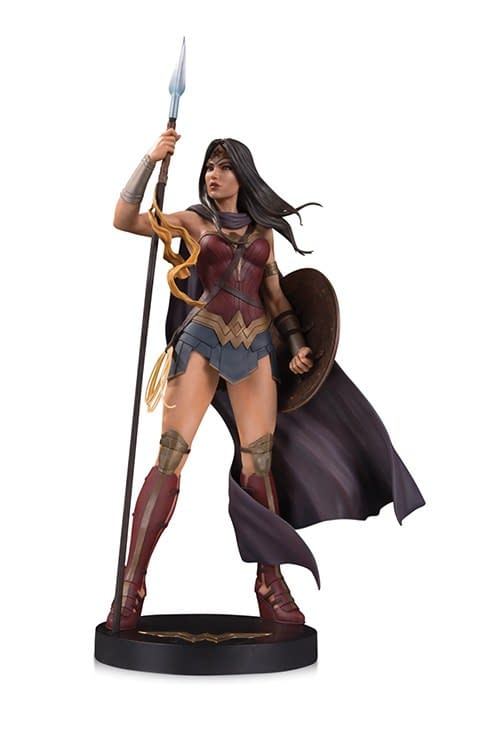 DC Collectibles Designer Series Wonder Woman Frison Statue
