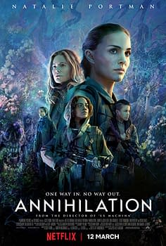 Annihilation Review: Disturbing, Fascinating, and an Amazing Cinematic Experience
