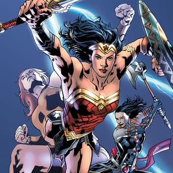 James Robinson On The Search For Wonder Womans Brother