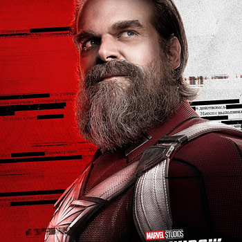 """""""Black Widow"""": David Harbour Says Red Guardian is the """"Best Character"""" in the MCU"""