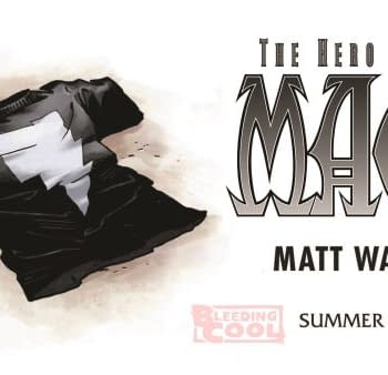 Bleeding Cool Talks To Matt Wagner About Mage: The Hero Denied The Final Chapter Announced By Image Comics At ECCC 2017