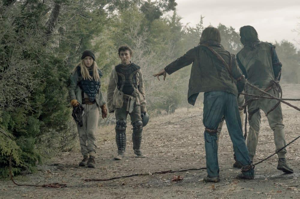 """""""Fear the Walking Dead"""" Season 5, Episode 4 """"Skidmark"""": [SPOILER REVIEW]"""