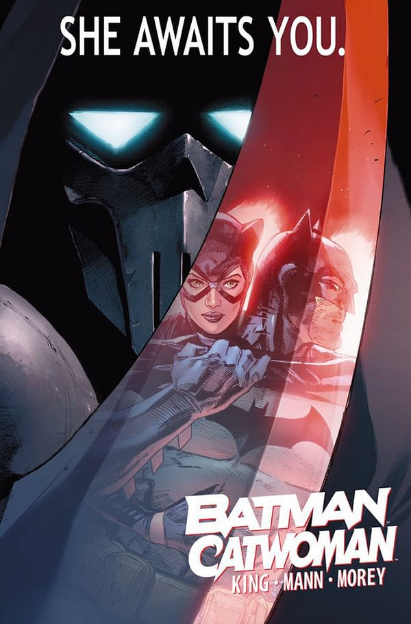 Where In The World is Batman/Catwoman?