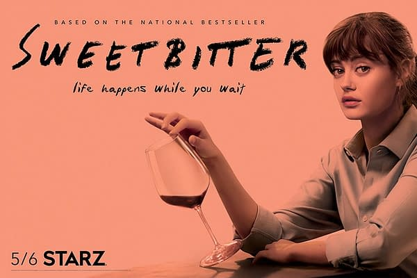 Let's Talk About STARZ's Sweetbitter Series Premiere, 'Salt'