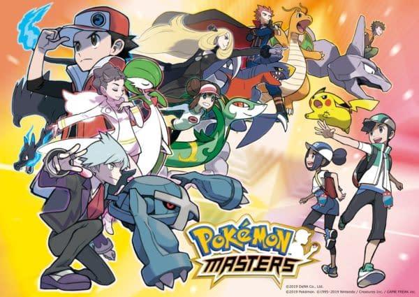 """""""Pokémon Masters"""" Receives A New Gameplay Trailer"""