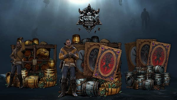 The latest free expansion for Gwent will come at the end of the month, courtesy of CD Projekt Red.