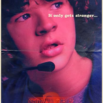 Stranger Things Season 2 Posters Show Cast Reacting To&#8230Something