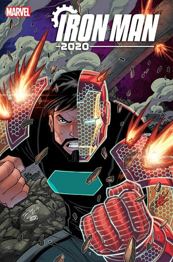 Marvel Comics Solicitations for May 2020