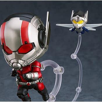 Antman Avengers: Endgame Nendoroid Figure from Good Smile Company