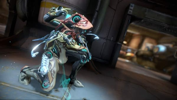 Digital Extremes Officially Announces Warframe for Nintendo Switch