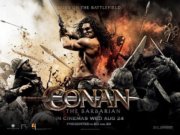 """Conan Scriptwriter Sean B Hood Answers: """"What's It Like To Have Your Film  Flop?"""""""