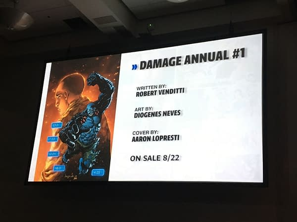 DC's New Age of Heroes Panel Discusses Firebrand's Origins and a Final Crisis Villain's Return [SDCC]