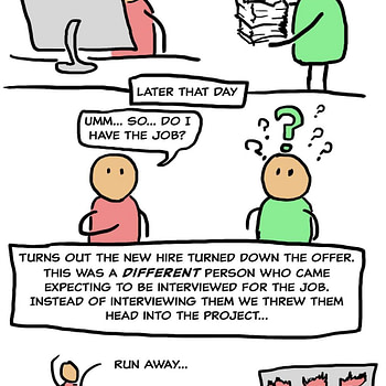 The Fired and the Fury - True Tales of the Gaming Industry in Comic Book Form