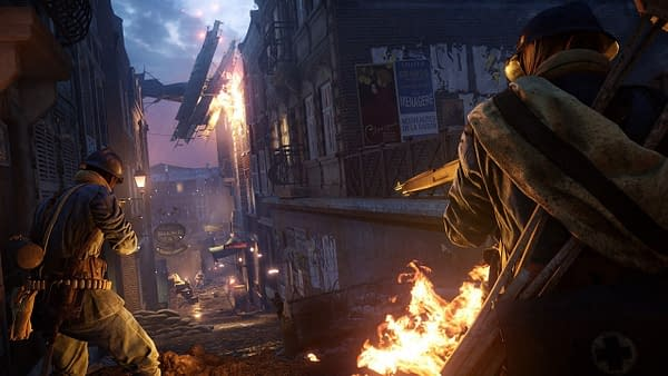 The next Battlefield game won't see the light of day until next year.