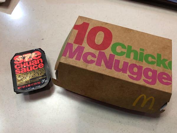 Against Our Better Judgment, We Tried the McDonald's Szechuan Sauce