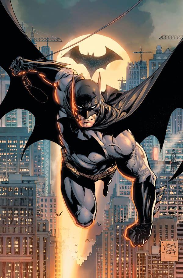 LONG READ: James Tynion IV's Batman to Solve Gotham's Crime Wave Through Architecture (Spoilers)