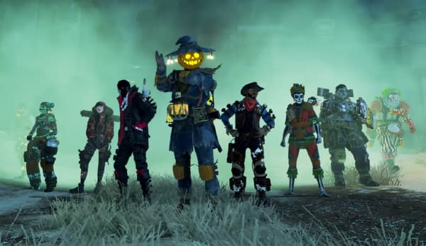 """The """"Apex Legends"""" Halloween Event """"Fight Or Fright"""" Kicks Off Today"""