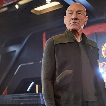 Star Trek: Picard Season 1 The End is the Beginning (Finally) Embarks on Its Journey [REVIEW]