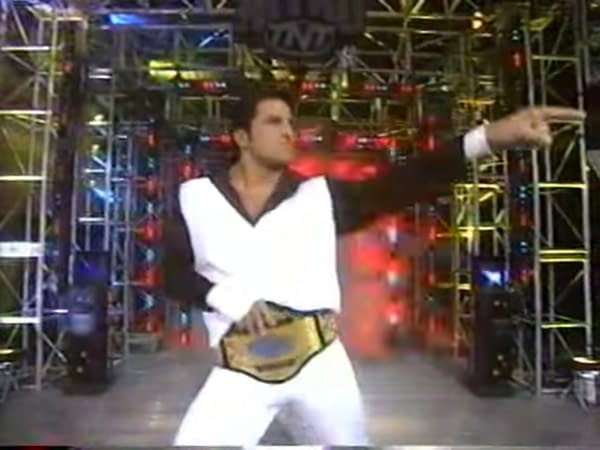 Disco Inferno is leading a boycott against AEW on Twitter.
