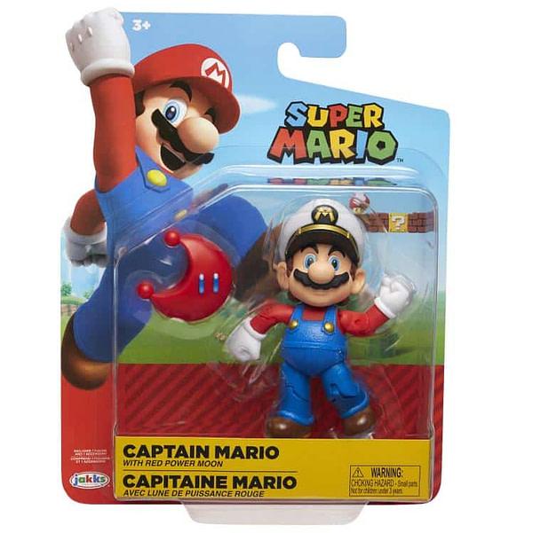 World of Nintendo Wave 15 Captain Mario 2