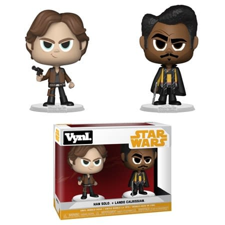 Funko Vynl Solo Two Pack