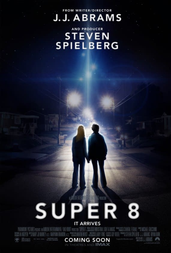 Swipe File: Close Encounters Of The Third Kind Plus Close Encounters Of The Third Kind Equals Super 8